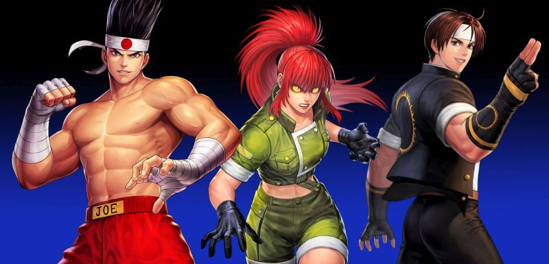 the king of fighters allstar quick skills team