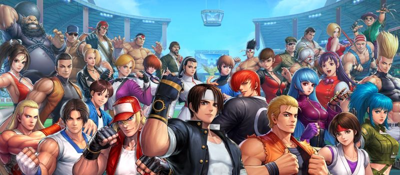 the king of fighters allstar best teams