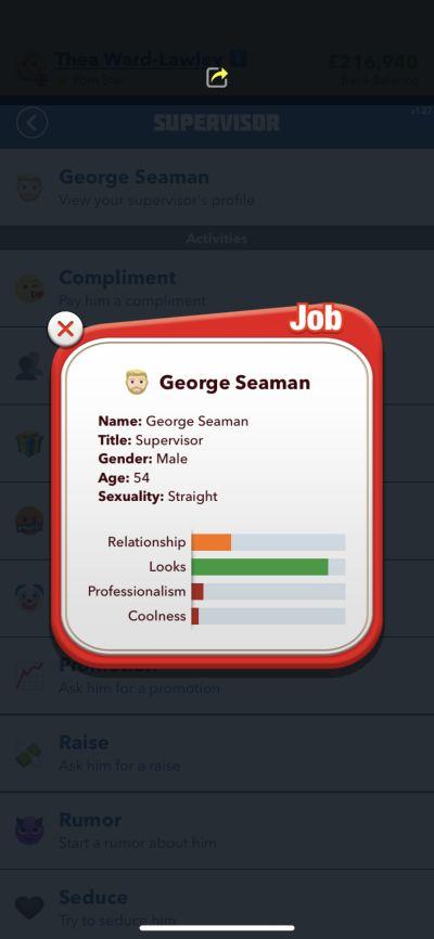 bitlife supervisor