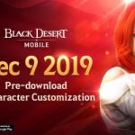 Black Desert Mobile, Pearl Abyss' Epic Fantasy MMO, Is Now Available for Pre-Download