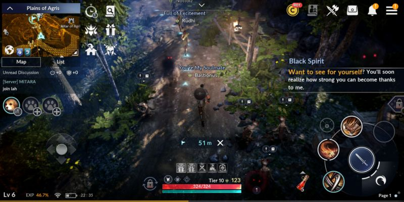 how to complete more quests in black desert mobile