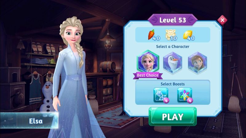 disney frozen adventures characters