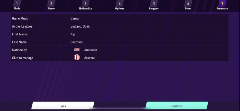 how to get started in football manager 2020 mobile