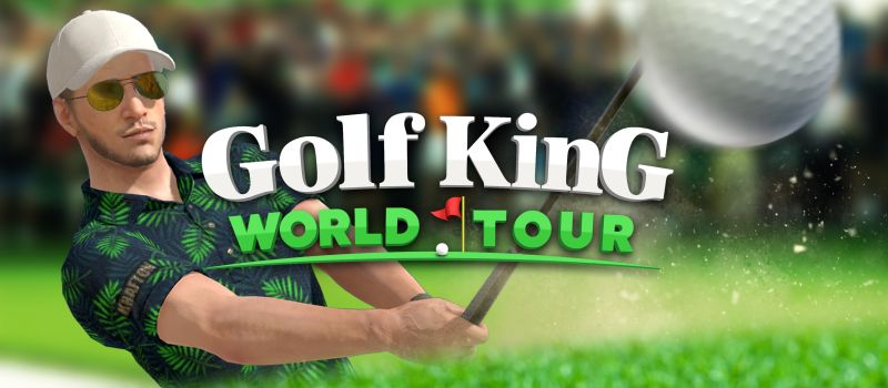 golf king world tour guide