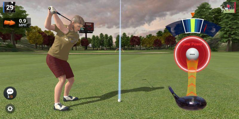 golf king world tour tricks