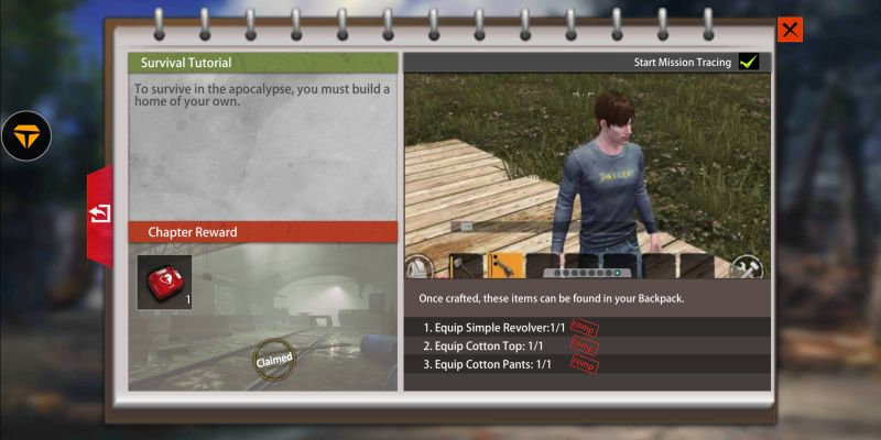 last day rules survival objectives