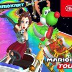 Mario Kart Tour's Latest Event 'Holiday Tour' Brings New Drivers, Challenges, Courses and Gifts