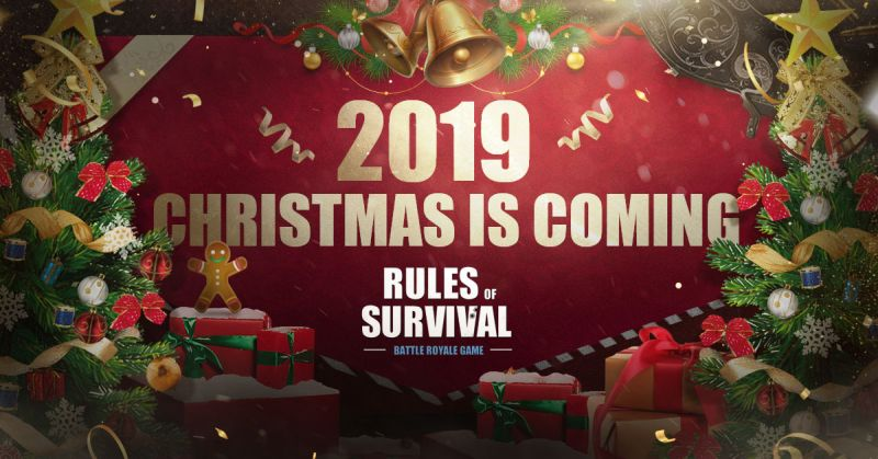 rules of survival holiday event