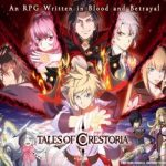 Upcoming Turn-Based Mobile RPG 'Tales of Crestoria' Gets Introduction Trailer