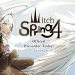 Witch Spring 4 Heading to Mobile on December 19