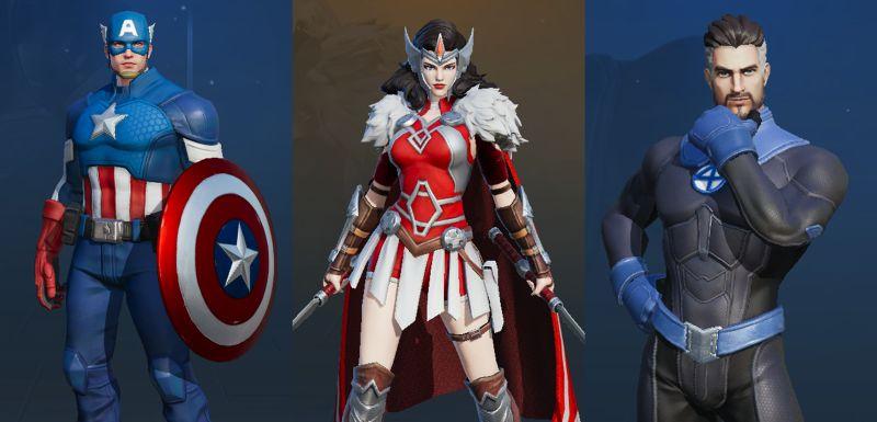 best fighters in marvel super war