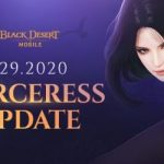You Can Now Play as the All-powerful Sorceress Class in Black Desert Mobile