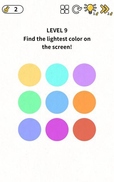 brain puzzle iq challenge level 9 answer