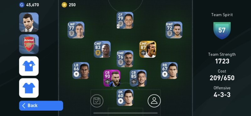 how to improve team spirit in efootball pes 2020