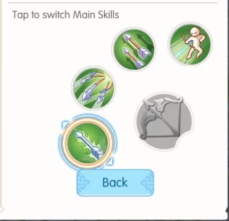 mabinogi fantasy life archer geared skills