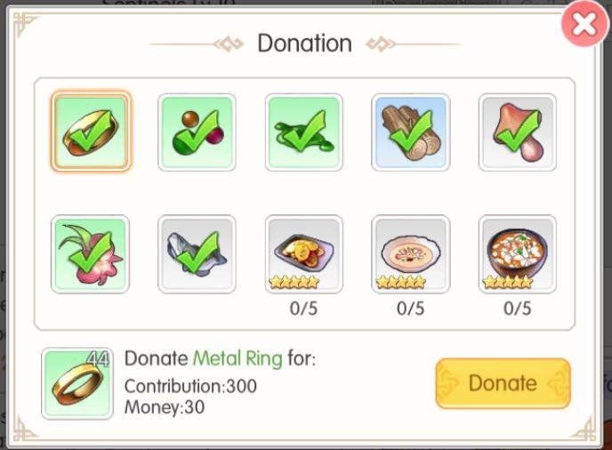 mabinogi fantasy life guild donation