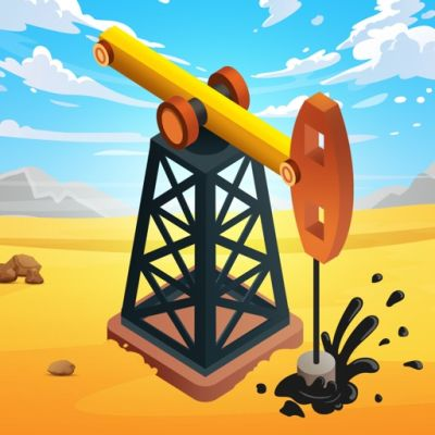 oil tycoon gas idle factory tips