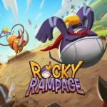 Thrilling Side-Scrolling Mobile Game 'Rocky Rampage: Wreck 'em Up' Available for Pre-Registration