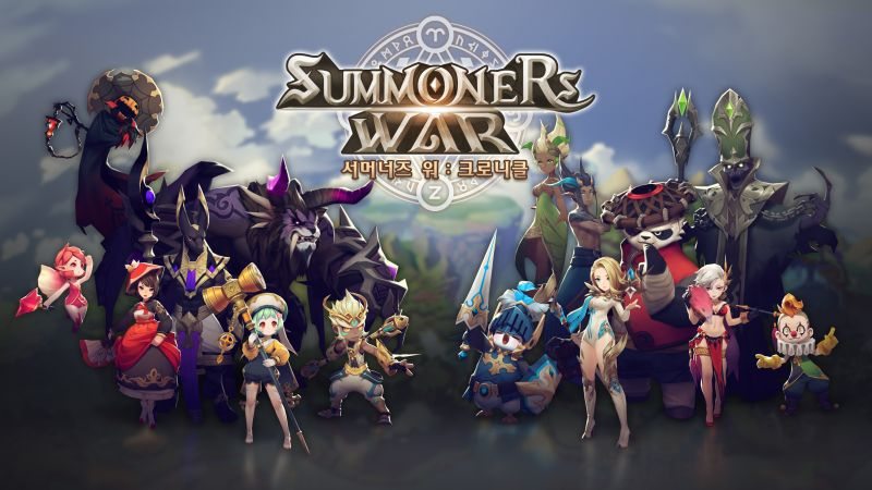 summoners war chronicles