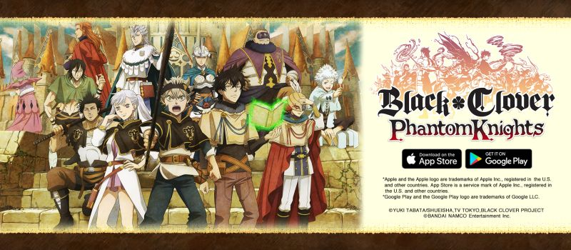 black clover phantom knights guide