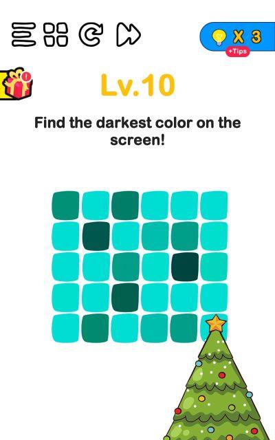 brain sharp level 10 answer