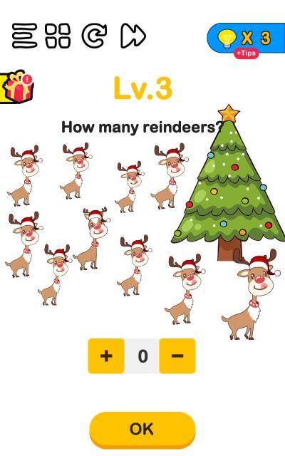 brain sharp level 3 answer