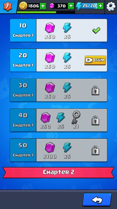 byebye monster chapter chests