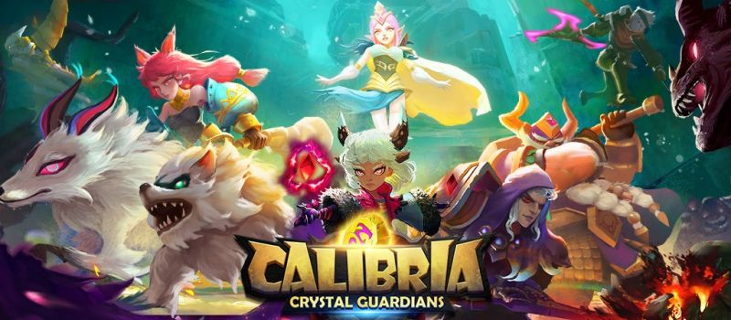 calibria crystal guardians guide