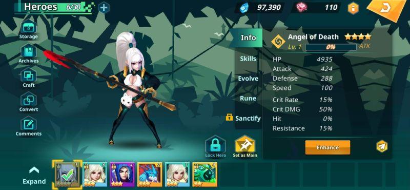 calibria crystal guardians captain