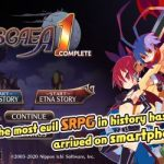 Disgaea 1 Complete Out Now as a Premium Release on iOS and Android
