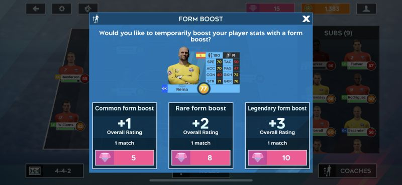 how to improve player ratings in dream league soccer 2020