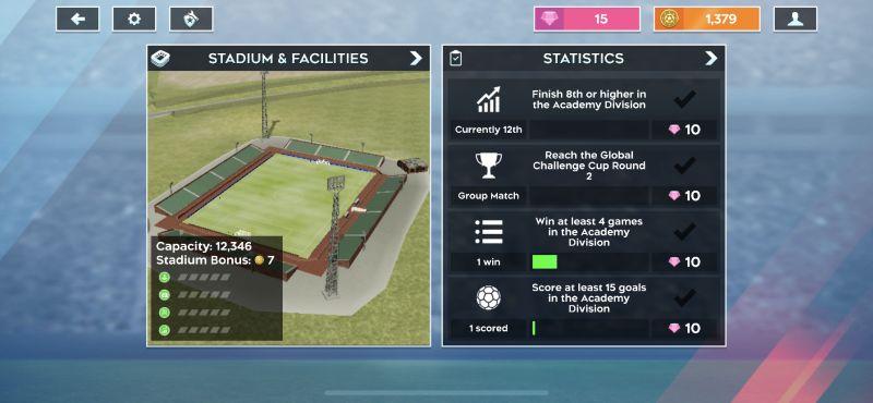 dream league soccer 2020 objectives