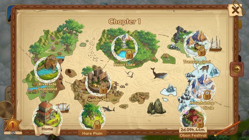 how to explore islands in emma's adventure california