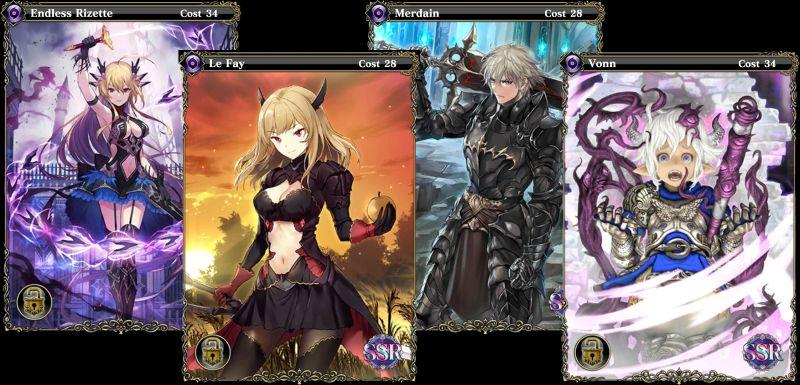 evertale dark poison devourer team