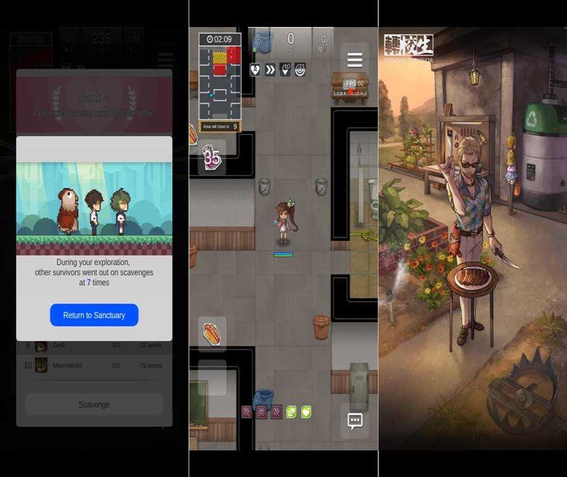 hidden survivor gameplay