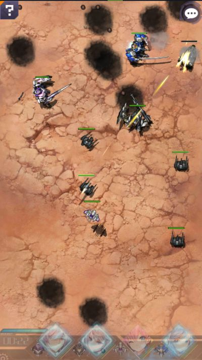 iron saga battle tips