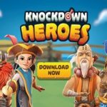 Card-Based Arena Battle Game 'Knockdown Heroes' Launches Worldwide
