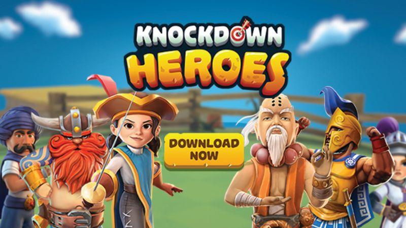 knockdown heroes