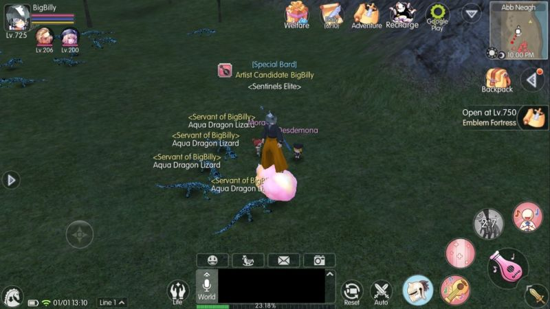 mabinogi fantasy life arena battle tips