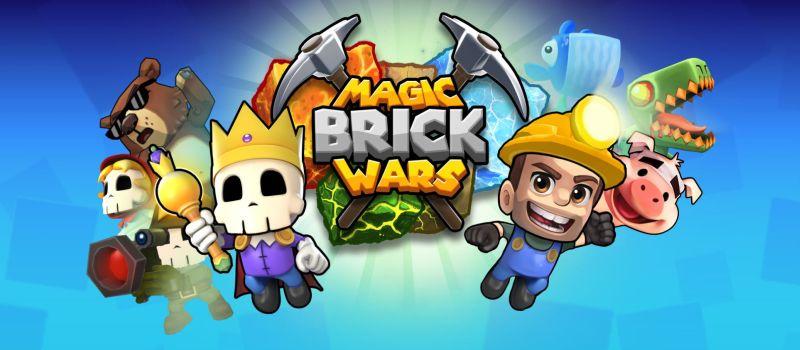 magic brick wars guide