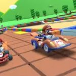 Mario Kart Tour's Mario Bros. Tour Now Available