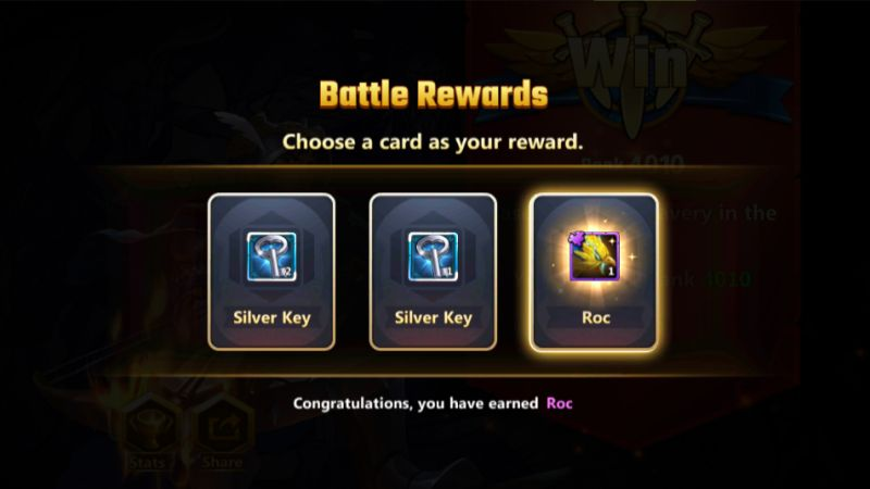 how to get more rewards in might & magic heroes era of chaos