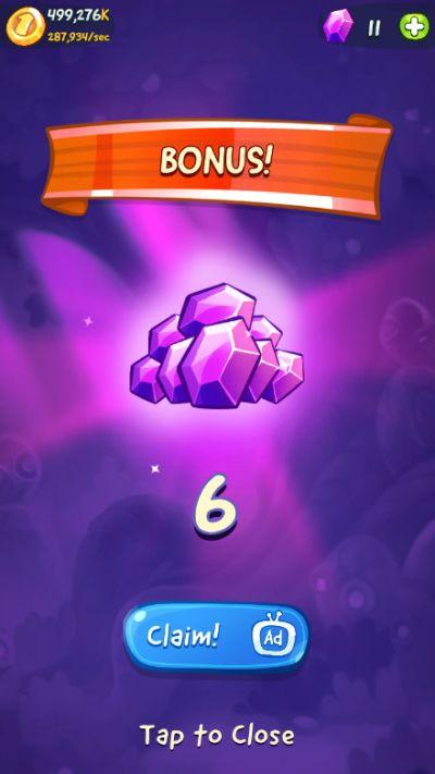 how to earn more gems in om nom merge