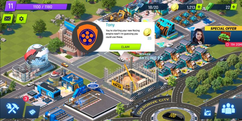 overdrive city rewards