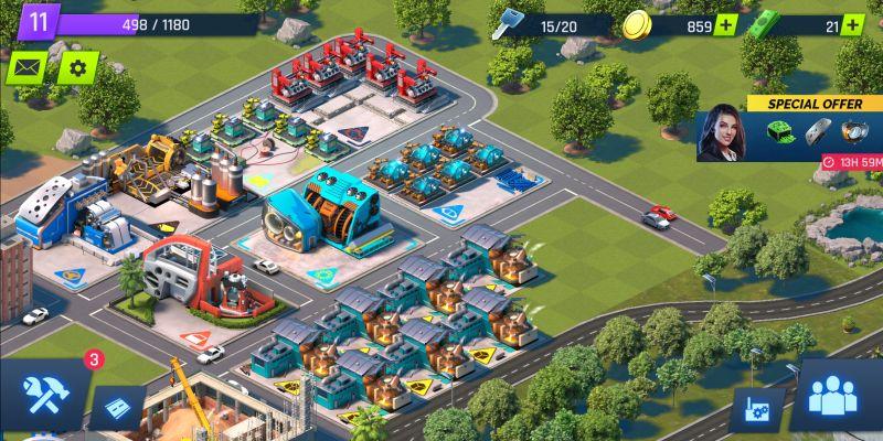 overdrive city strategies