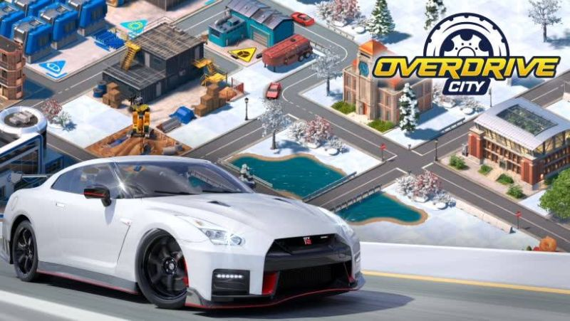 overdrive city tips