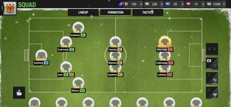 top eleven 2020 squad