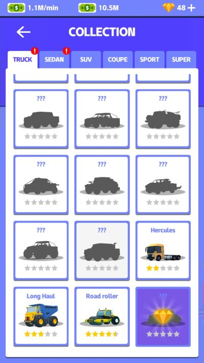 how to earn more diamonds in used car dealer