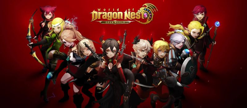 world of dragon nest guide