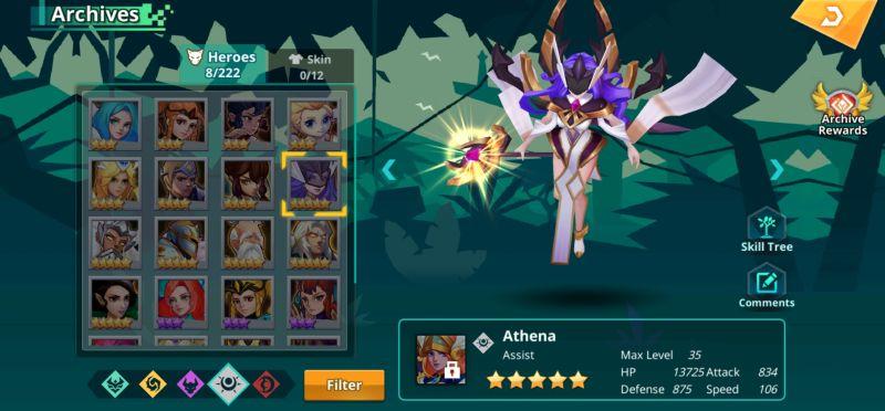 athena calibria crystal guardians